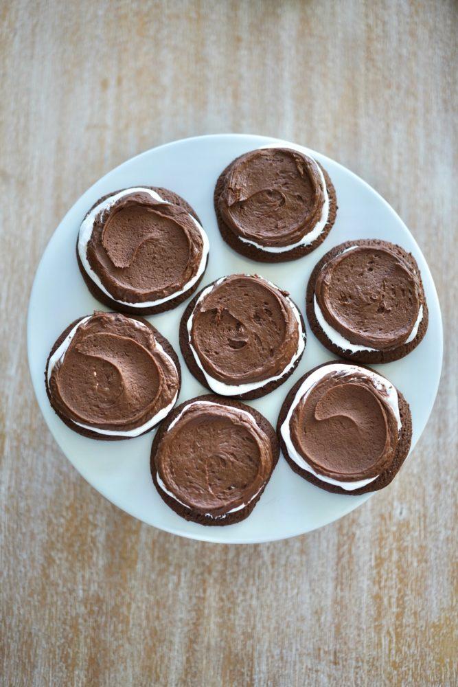 Brownie Marshmallow Cookie Recipe