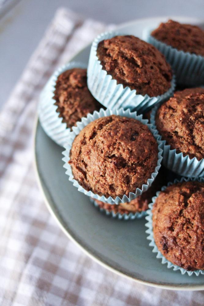 Buttermilk Bran Muffins