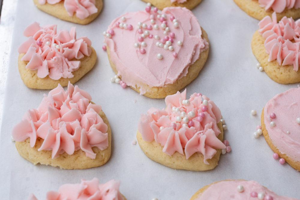 Easy to make soft sugar cookies