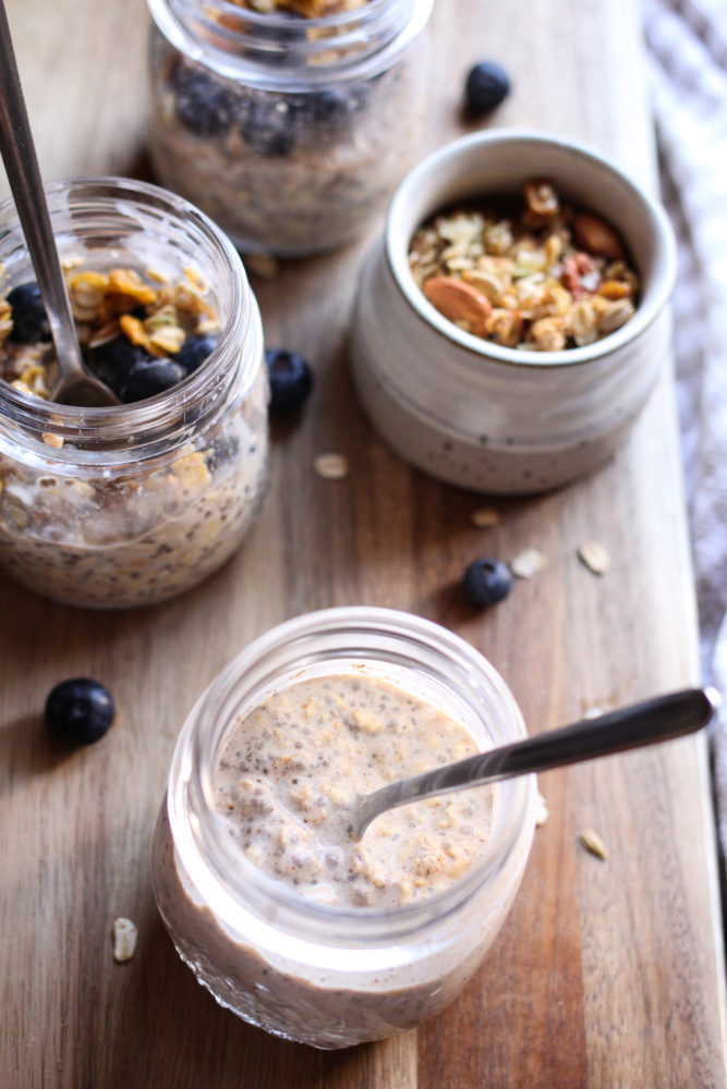 Overnight Oats in minutes!
