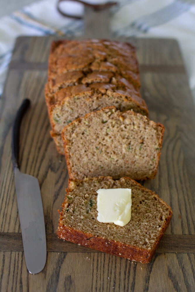 no fail zucchini bread