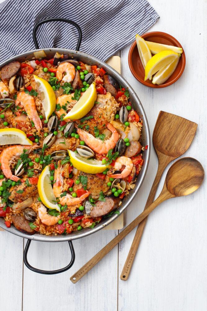 How to make paella