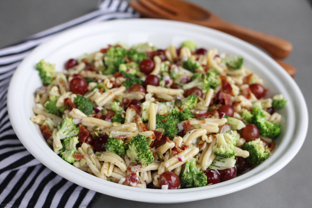 Sweet and Savory Pasta Salad