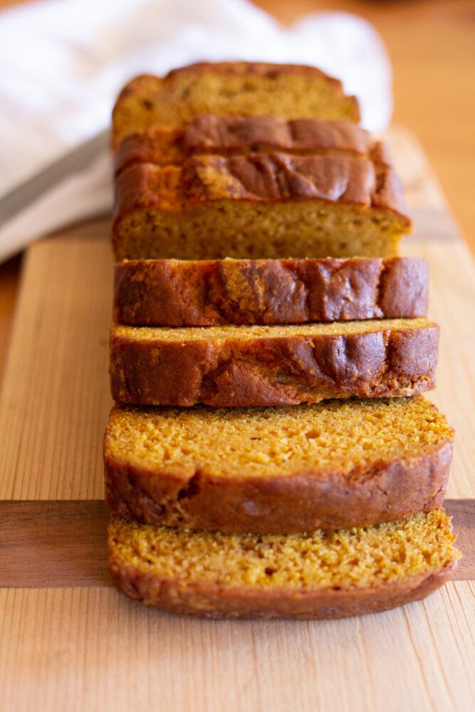 Beginner Pumpkin Bread