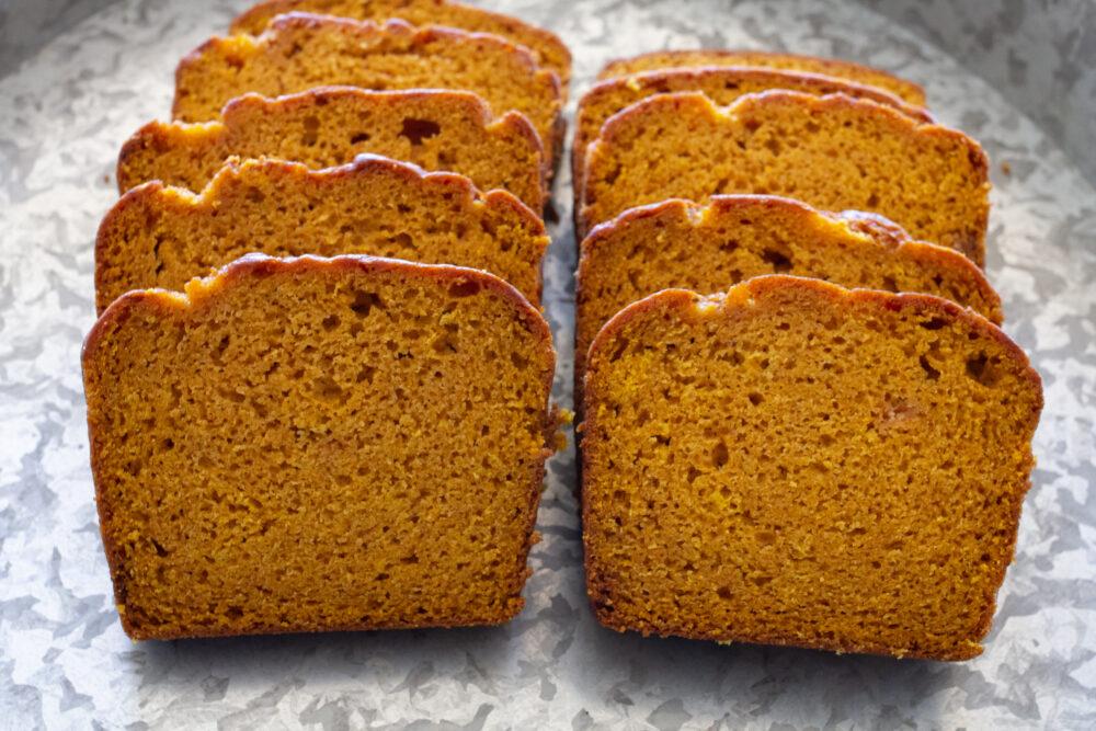The Very Best Pumpkin Bread